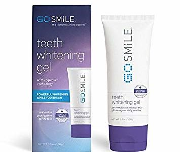 Go Smile Whitening Gel for the Blue Light Whitening Toothbrush 3.5 ounces Review