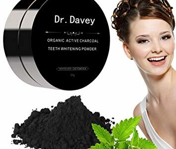 Activated Charcoal Teeth Whitening Powder Made with Organic Coconut shell – Wintermint (30g) Review